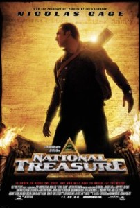 National Treasure - 10 Stoner Movies