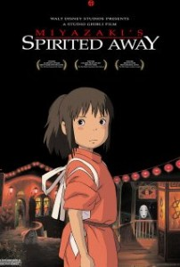 Spirited Away Anime Stoner Movies