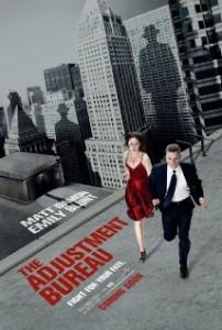 The Adjustment Bureau - 10 Stoner Movies